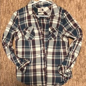 NorthFace Button up